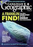 Canadian Geographic, A Franklin Find