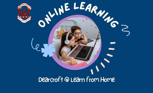 Dearcroft Online Learning - Click to Book an Info Session