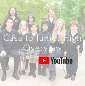 Overview of Casa to Junior to High