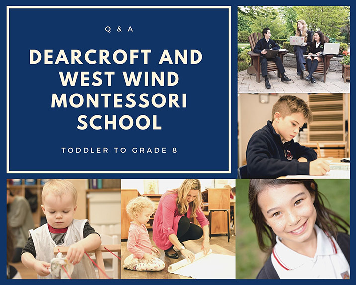 questions answers Dearcroft Montessori, Q&A, Dearcroft Montessori, Montessori school, private school
