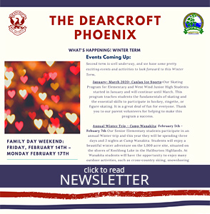 Dearcroft Montessori Newsletter