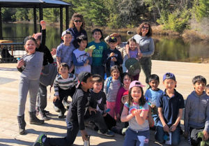 hiking, exploration, nature learning, Junior Elementary, Dearcroft Montessori